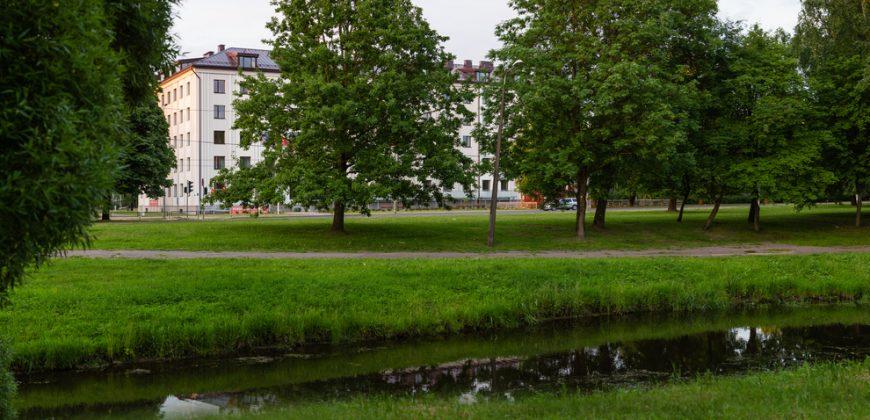 Veiksmīgi pārdots River Park dzīvokļu nams