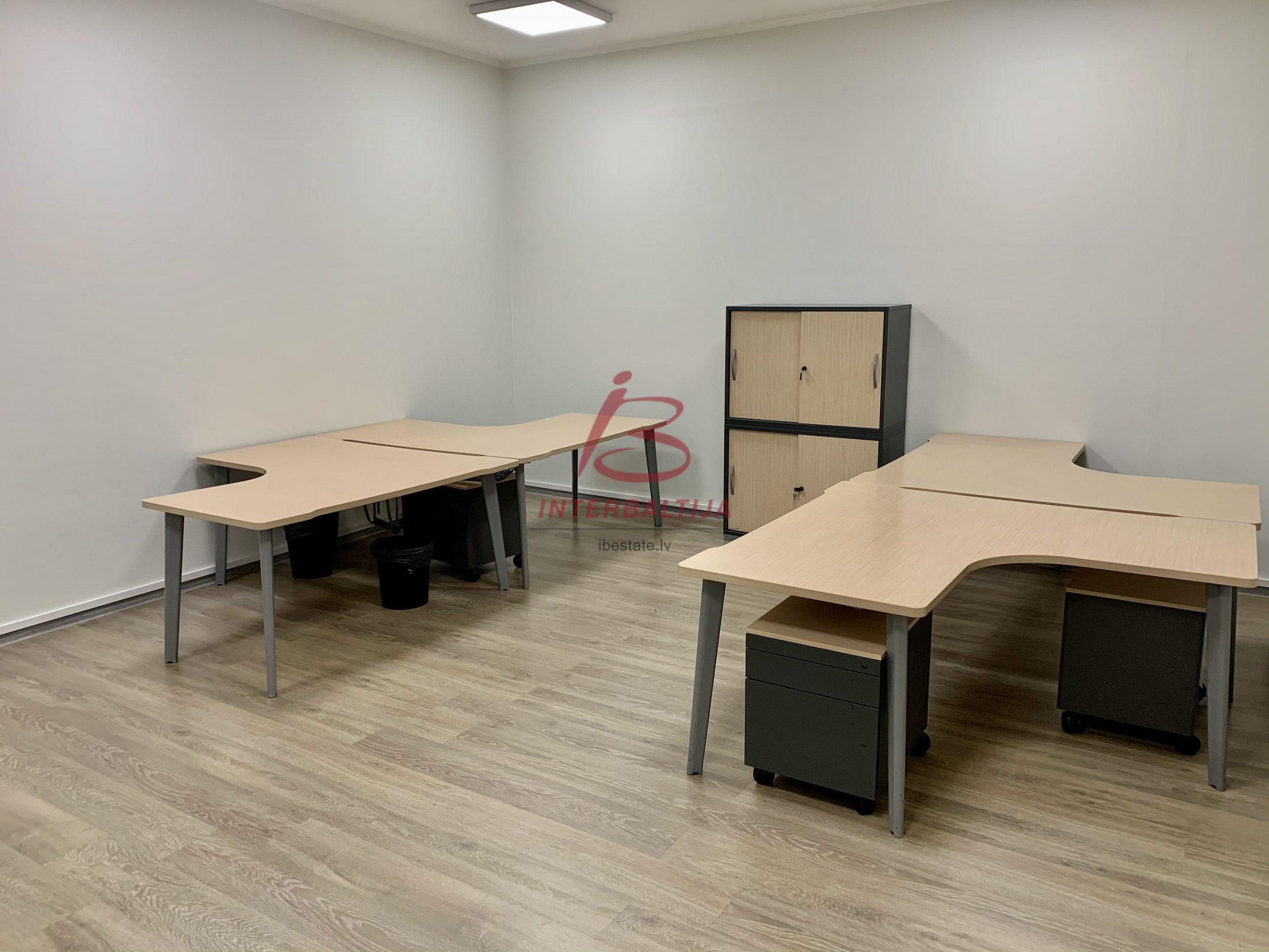 Biroja telpa Rīgas centrā
