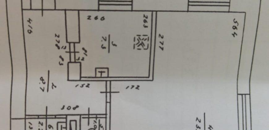 Pārdod dzīvokli Teikā