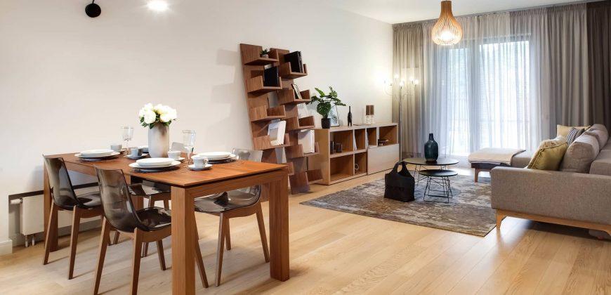 Pārdod dzīvokli Ķīpsalā